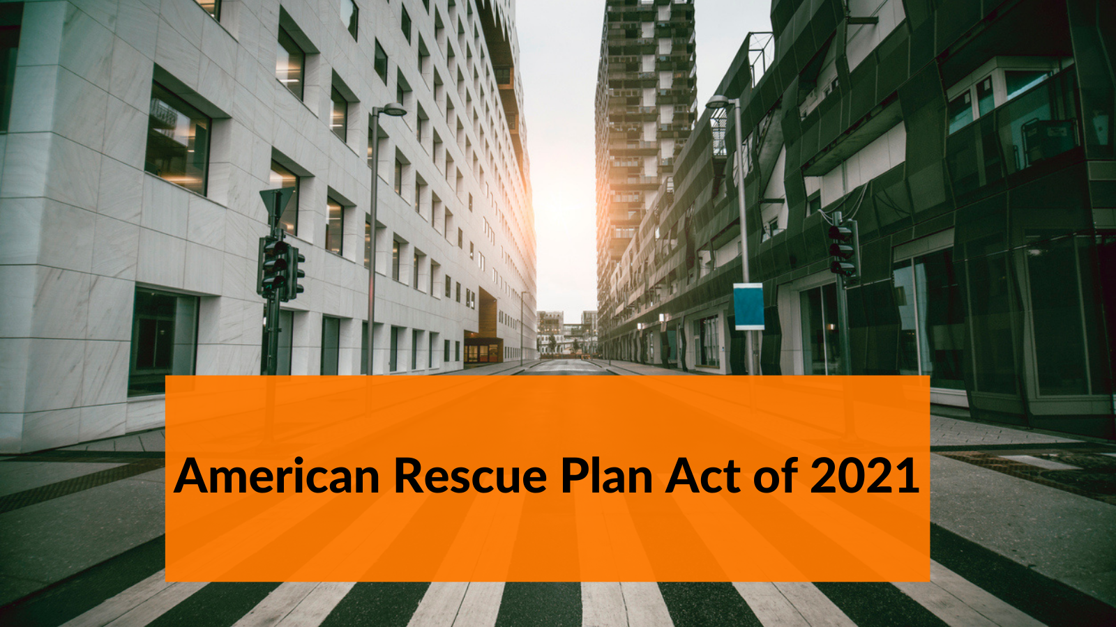 American Rescue Plan Act of 2021 funding distribution for governments