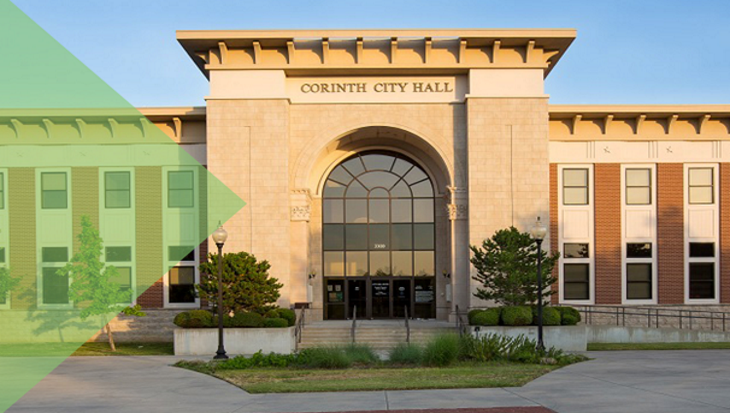 Questica welcomes the City of Corinth, TX as its newest customer