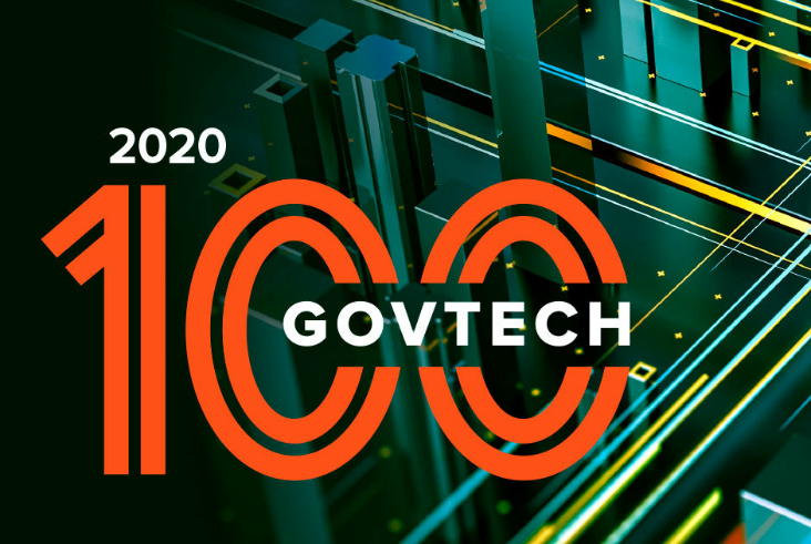 GTY Technology Recognized as GovTech 100 Company For 2020