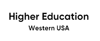Higher Education Western USA