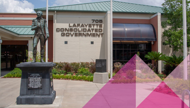 Lafayette Consolidated Government (LA) awards RFP to Questica Budget