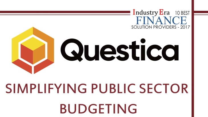 Simplifying public sector budgeting: Questica featured in Industry Era (Oct'17)